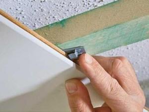 Как крепить панели ПВХ к потолку: надежно и навсегда