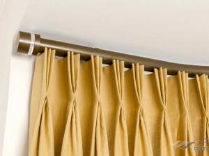 Алюминиевые потолочные карнизы для штор: правильный выбор
