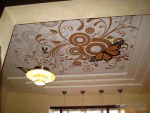 Тканевые натяжные потолки — выбираем с профессионалами