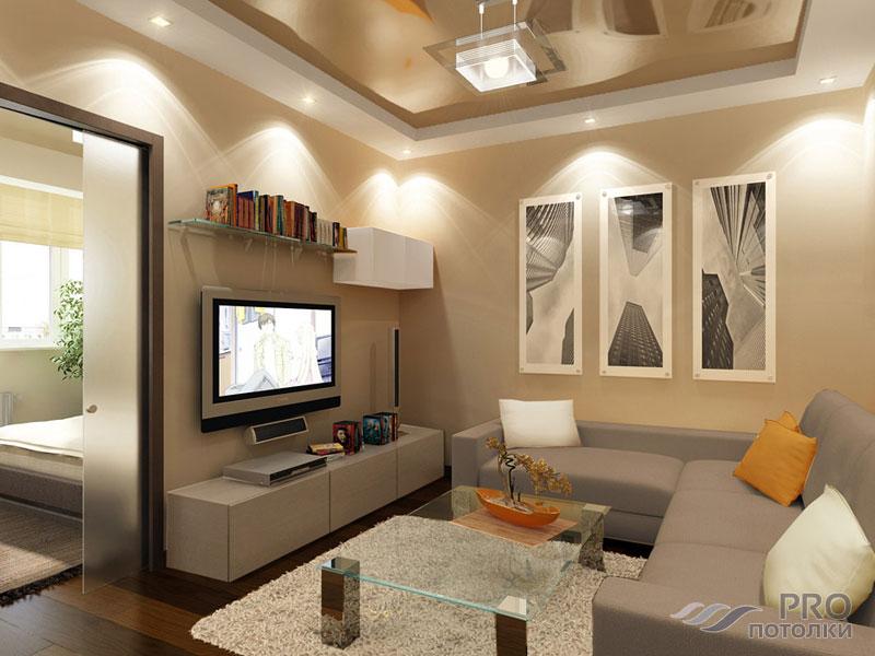 Как визуально увеличить высоту потолка: как зрительно увеличить низкие потолки (фото), PROпотолки
