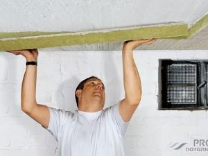 Утепление потолка в частном доме своими руками: советы профессионалов
