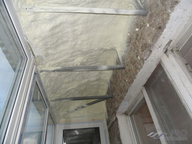 Чем утеплить потолок частного дома