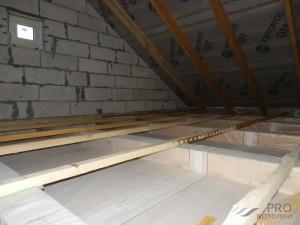 Утеплитель для потолка для холодного чердака: ТОП 9 способов