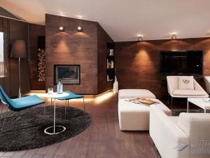 Потолок в стиле лофт и его особенности